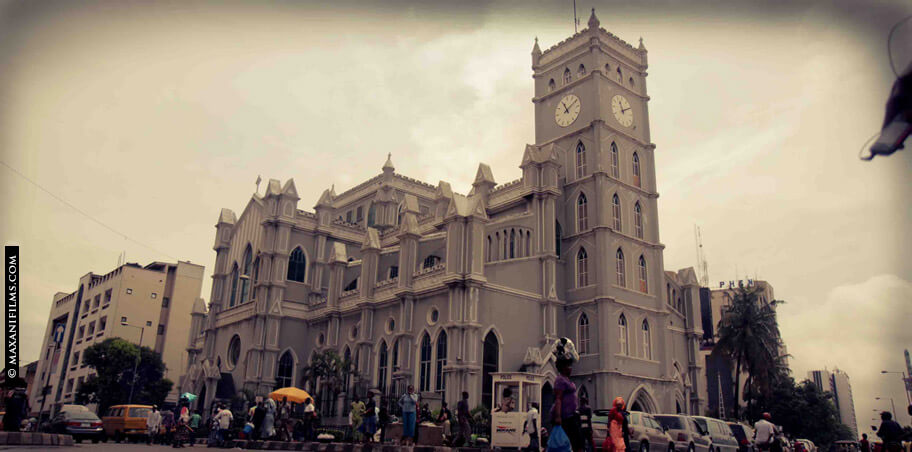 Photography - The Cathedral Church of Christ Marina, Lagos